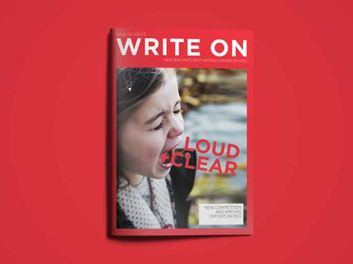 Write On Magazine – Issue 54