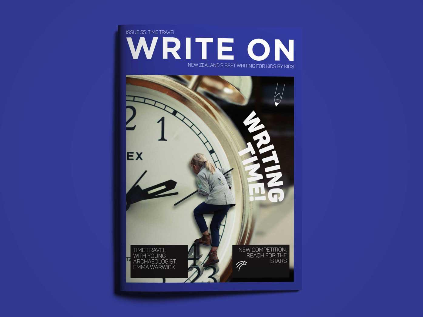 Write On Magazine – Issue 55