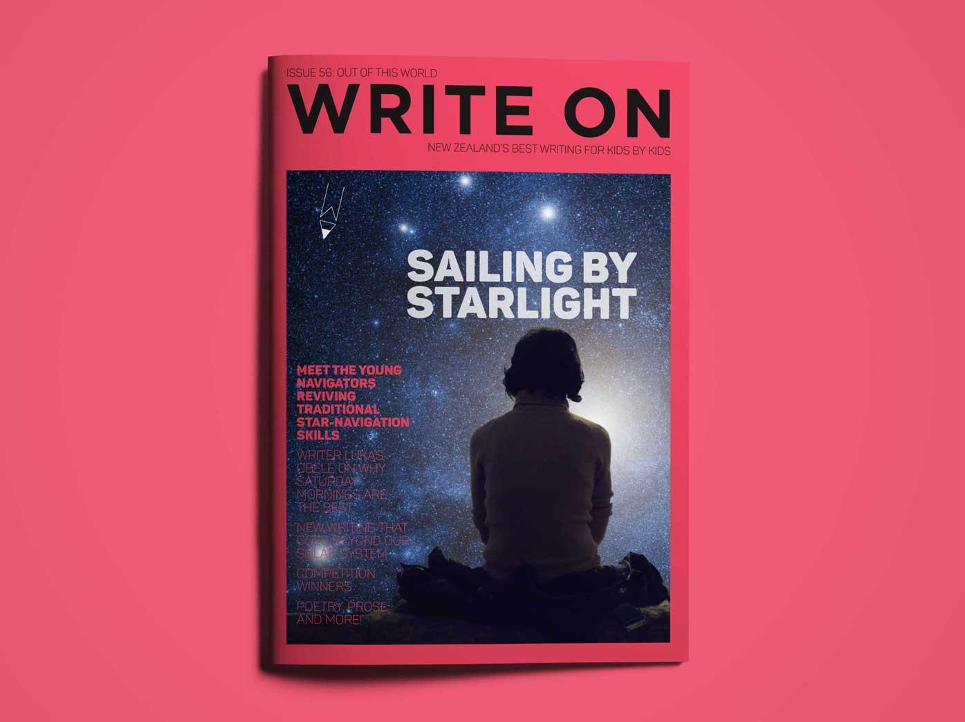 Write On Magazine – Issue 56