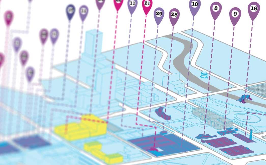Gap Filler East Frame Proposal