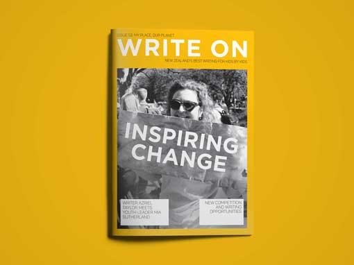 Write On Magazine – Issue 53