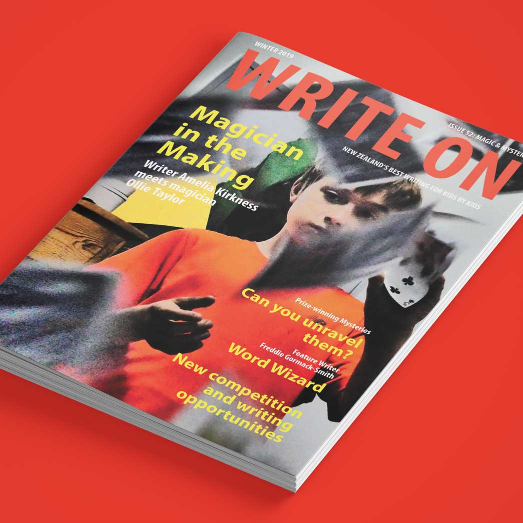 Write On Magazine